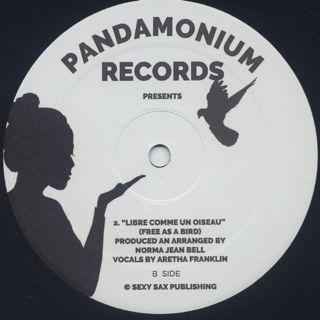 Norma Jean Bell / Got Me A Mann label