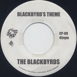 Pleasure / We Have So Much c/w The Blackbyrds / Blackbyrd's Theme back