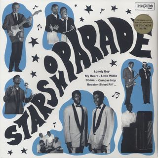 V.A.(Studio One All Stars) / Stars On Parade front