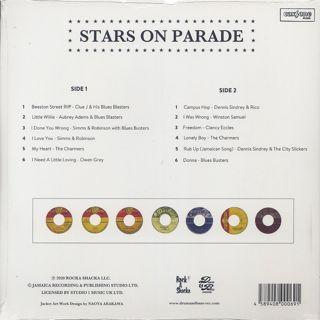 V.A.(Studio One All Stars) / Stars On Parade back