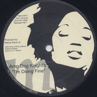 Amp Dog Knight's / I'm Doing Fine
