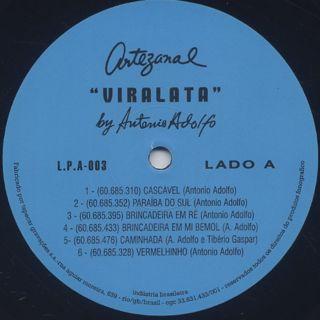 Antonio Adolfo / Viralata label
