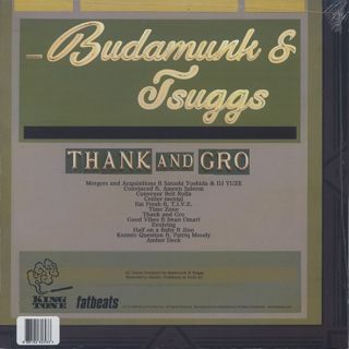 Budamunk & Tsuggs / Thank And Gro back