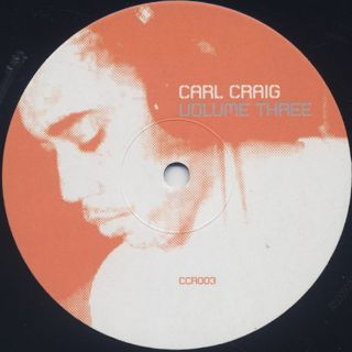 Carl Craig / Volume Three