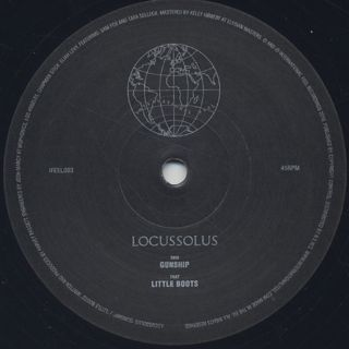 DJ Harvey Presents Locussolus / Gunship