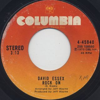 David Essex / Rock On
