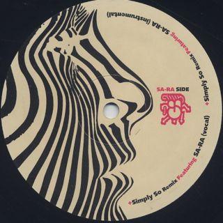 GB featuring Steve Spacek / Simply So label