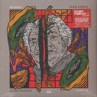 Ivan Conti / Poison Fruit (LP+7