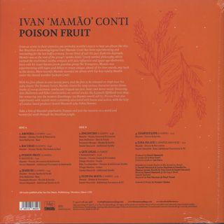 Ivan Conti / Poison Fruit (LP+7