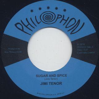 Jimi Tenor / Sugar And Spice back