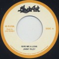 Jimmy Riley / Give Me A Love c/w The Upsetters / Give Me A Dub-1