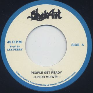 Junior Murvin / People Get Ready c/w The Upsetters / People Get Ready Dub