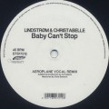 Lindstrøm & Christabelle / Baby Can't Stop