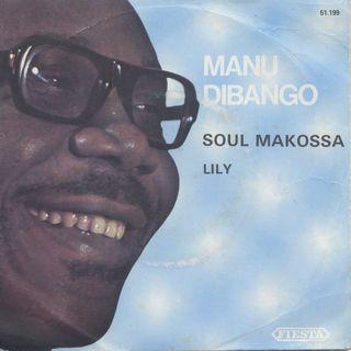 Manu Dibango / Soul Makossa c/w Lily ②
