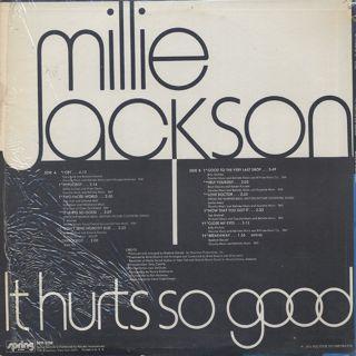 Millie Jackson / It Hurts So Good back