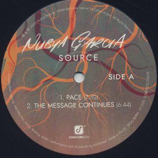 Nubya Garcia / Source label