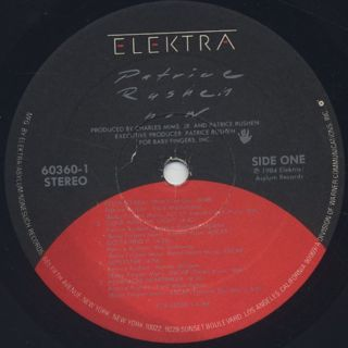Patrice Rushen / Now label