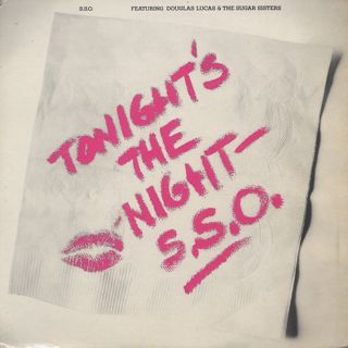 S.S.O. / Tonight's The Night front
