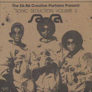 Sa-Ra Ctreative Partners / Sonic Seduction, Volume 2