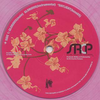 Sa-Ra / Glorious + Rosebuds label