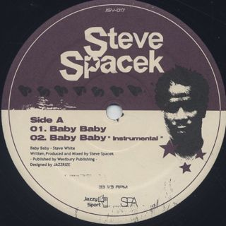 Steve Spacek / Baby Baby back