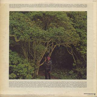 Bobby Hutcherson / Natural Illusions back