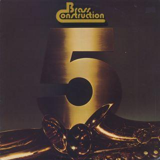 Brass Construction / 5