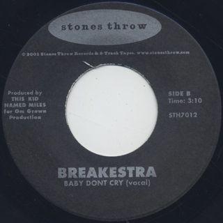 Breakestra / Cramp Your Style (45) back