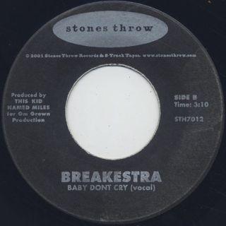 Breakestra / Cramp Your Style (45) ② back