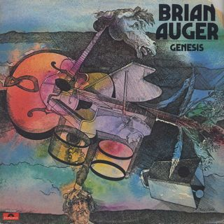 Brian Auger / Genesis front