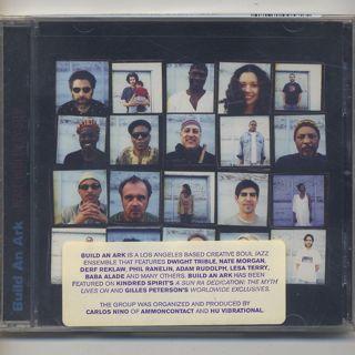 Build An Ark / Peace With Every Step (CD)