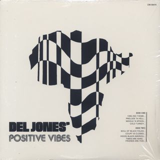 Del Jones' Positive Vibes / S.T. front