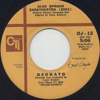 Deodato / Also Sprach Zarathustra (2001)