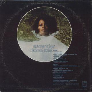 Diana Ross / Surrender back