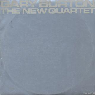 Gary Burton / The New Quartet