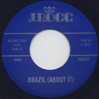 J Rocc / Funky President Edits Vol. 3 - Brazil (About It) back