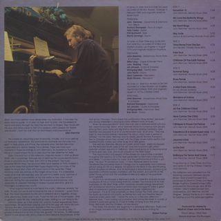 John Klemmer / Blowin' Gold (2LP) back