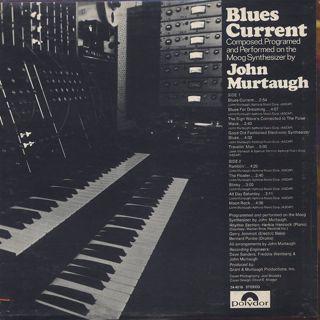 John Murtaugh / Blues Current back