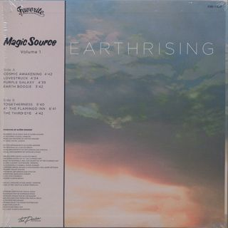 Magic Source / Earthrising back