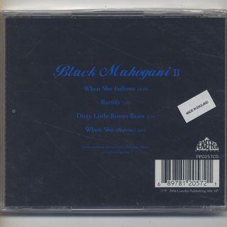 Moodymann / Black Mahogani 2 (CD) back
