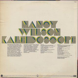 Nancy Wilson / Kaleidoscope back