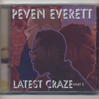 Peven Everett / Latest Craze (Part 1) (CD)
