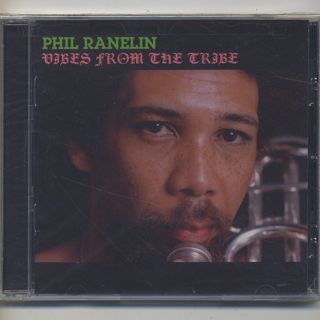 Phil Ranelin / Vibes From The Tribe (CD)