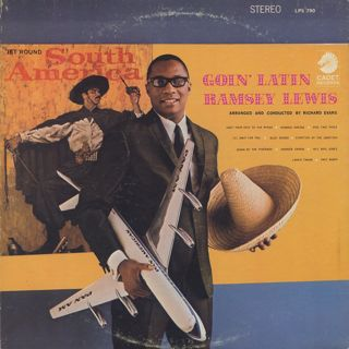 Ramsey Lewis / Goin' Latin front
