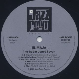 Robin Jones Seven / El Maja label