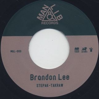 Stepak-Takraw / Brandon Lee c/w Apache