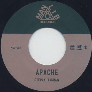 Stepak-Takraw / Brandon Lee c/w Apache back