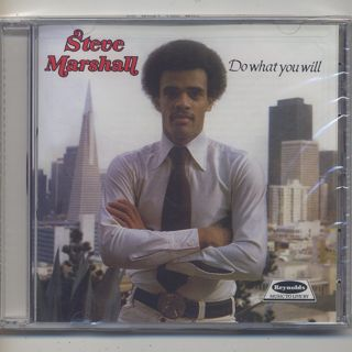 Steve Marshall / Do What You Will (CD)