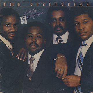Stylistics / Hurry Up This Way Again front