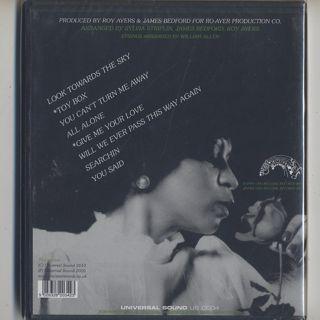 Sylvia Striplin / Give Me Your Love (CD) back